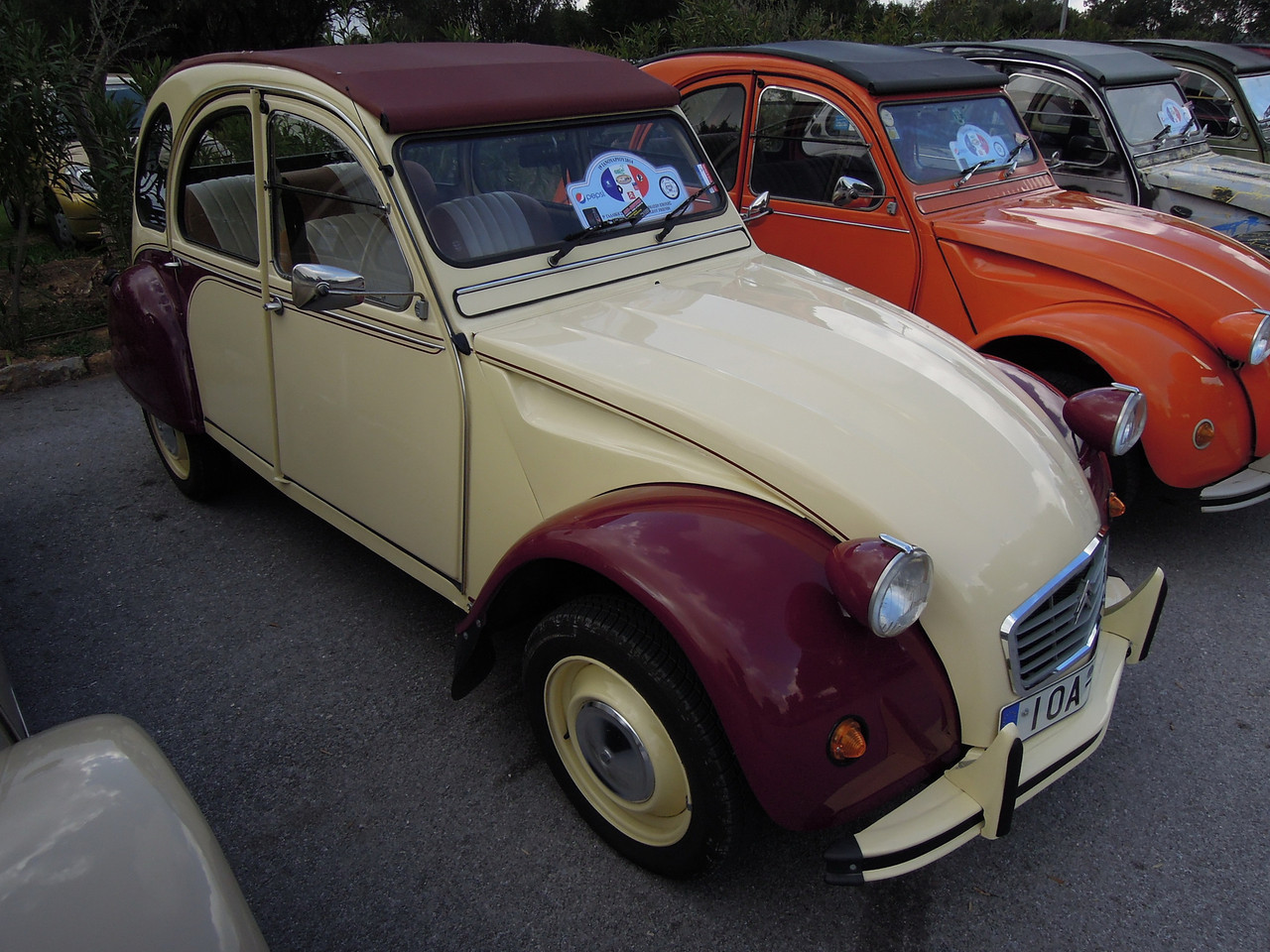 24th National Meeting of 2CV FRIENDS  7-9.06.2014