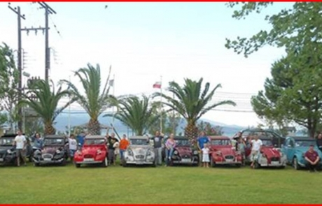 Impressions of the 24th Panhellenic 2CV friends meeting, 07-09.06.2014